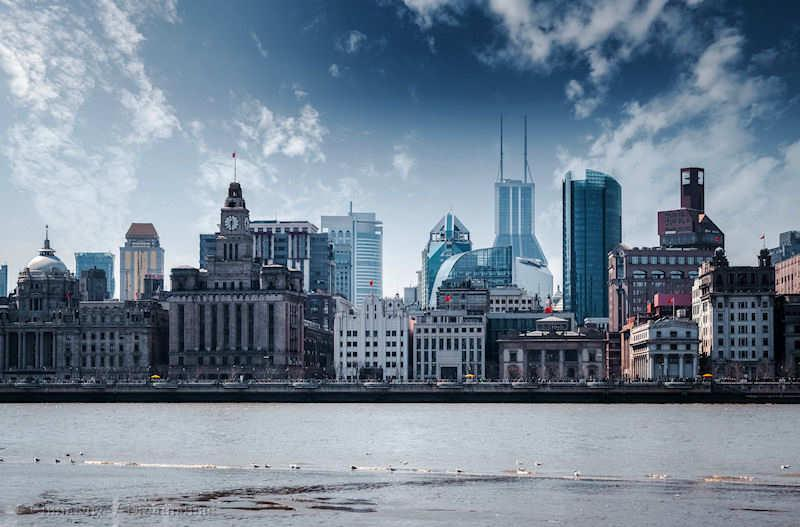 Shanghai, The Bund