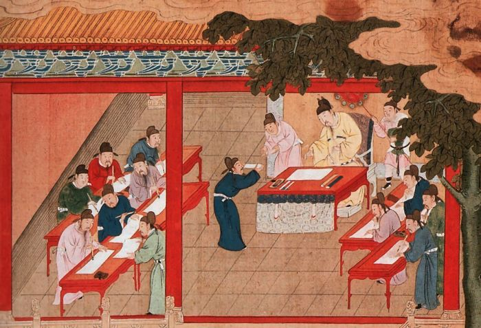 examinations, Song dynasty