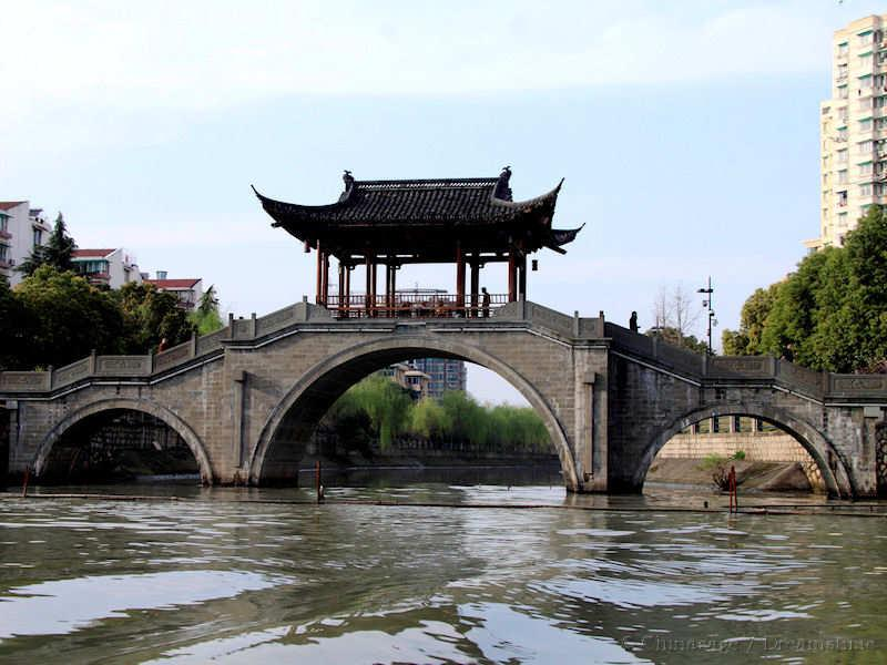 grand canal, Zhejiang, bridge