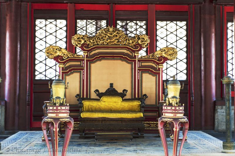 Ming dynasty, Forbidden City, furniture, Beijing