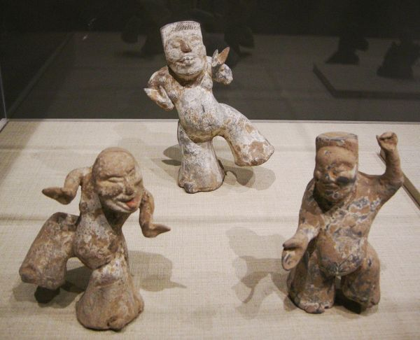 Han dynasty, dance, dancer
