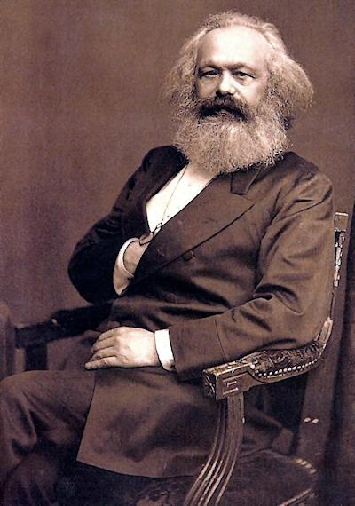 Karl Marx, communism
