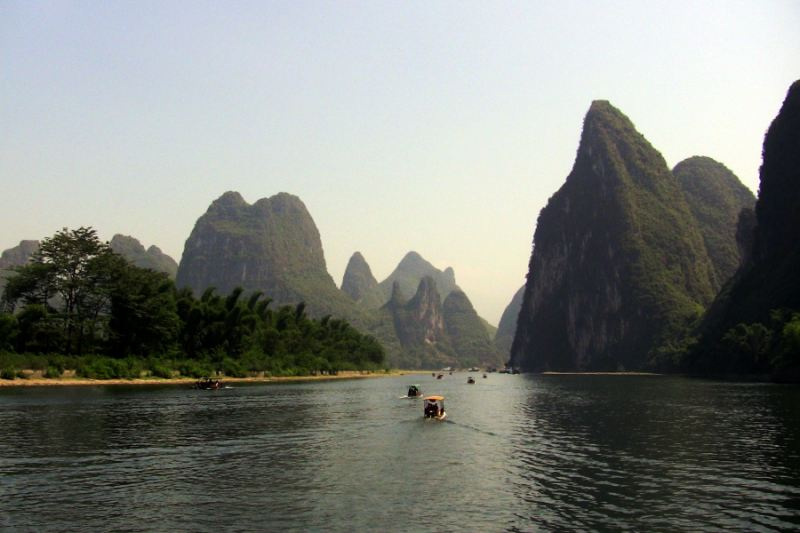 Li River, Guilin, Guangxi