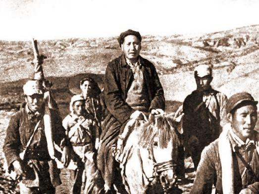 The Long March - China's epic journey 1934-35