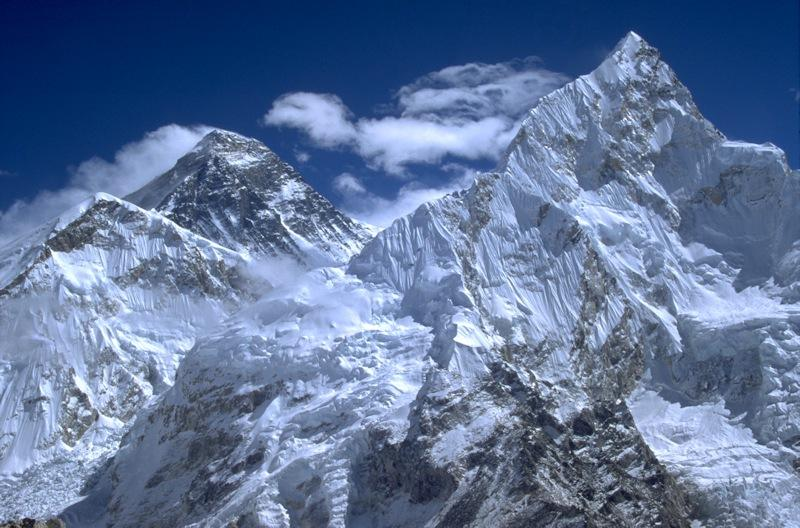 Mount Everest, Tibet, Qomolangma
