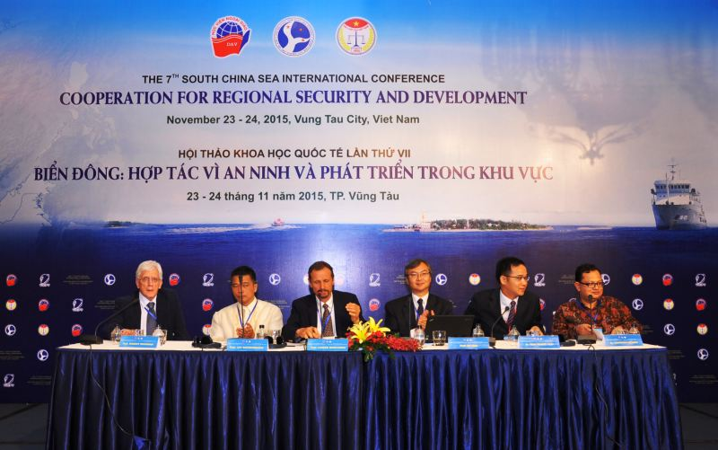 South China Sea, conference, vietnam
