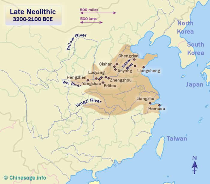 Late Neolithic China